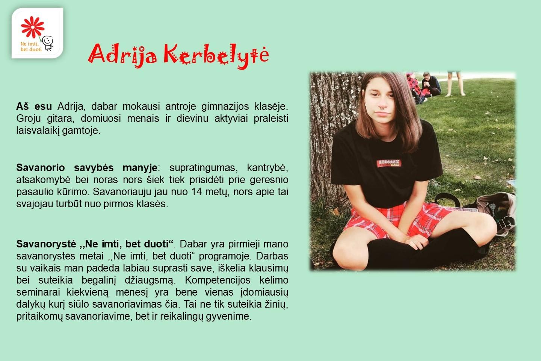 Adrija-Kerbelyte