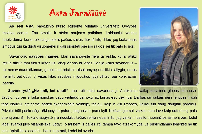 Asta-Jarasiute