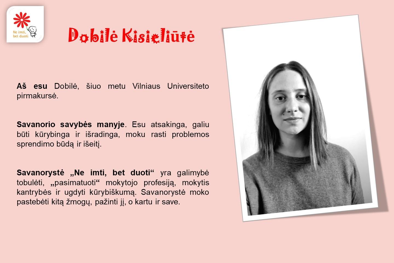Dobilu-Kisieliute