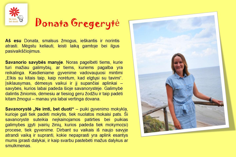 Donata-Gregeryte