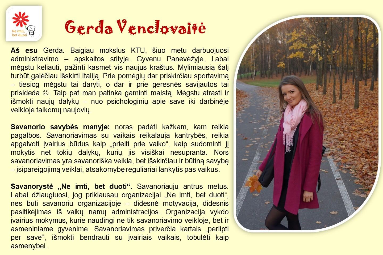 Gerda-Venclovaite