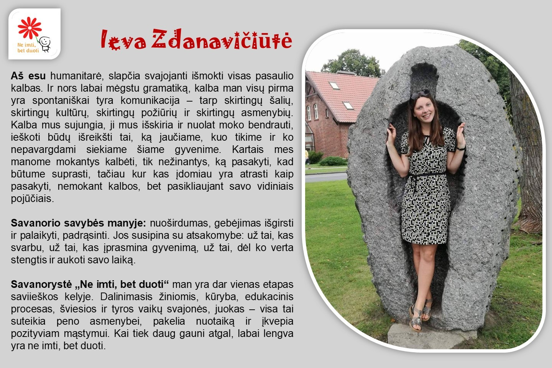 Ieva-Zdanaviciute