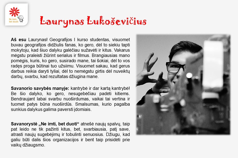 Laurynas-Lukosevicius