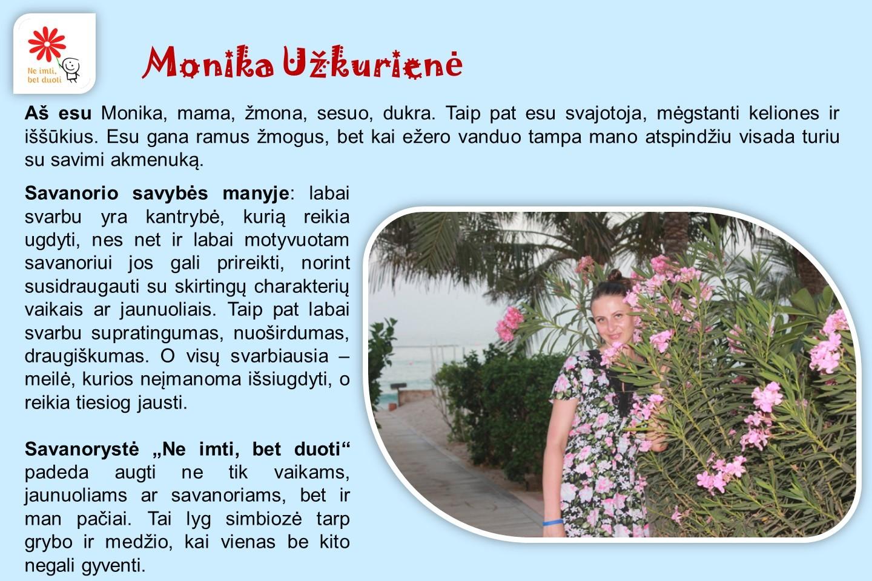 Monika-Uzkuriene