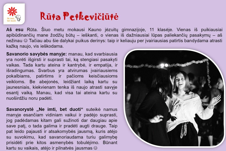 Ruta-Petkeviciute