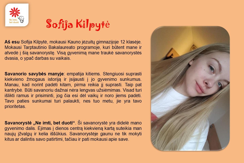 Sofija-Kilpyte