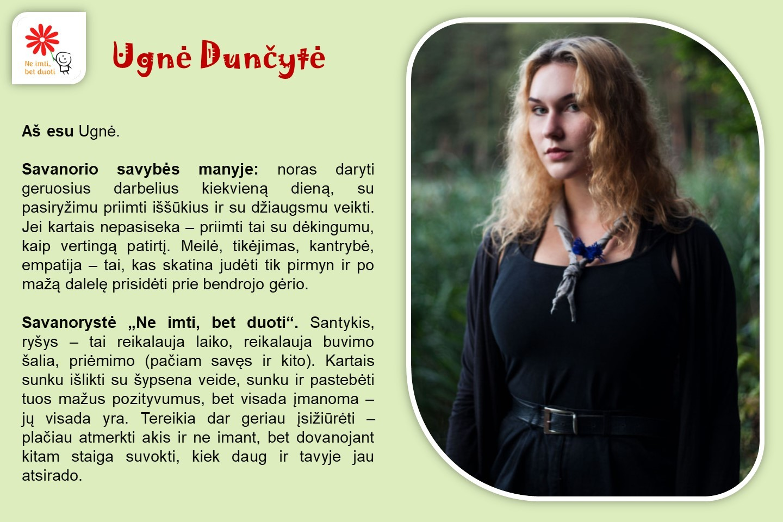 Ugne-Duncyte