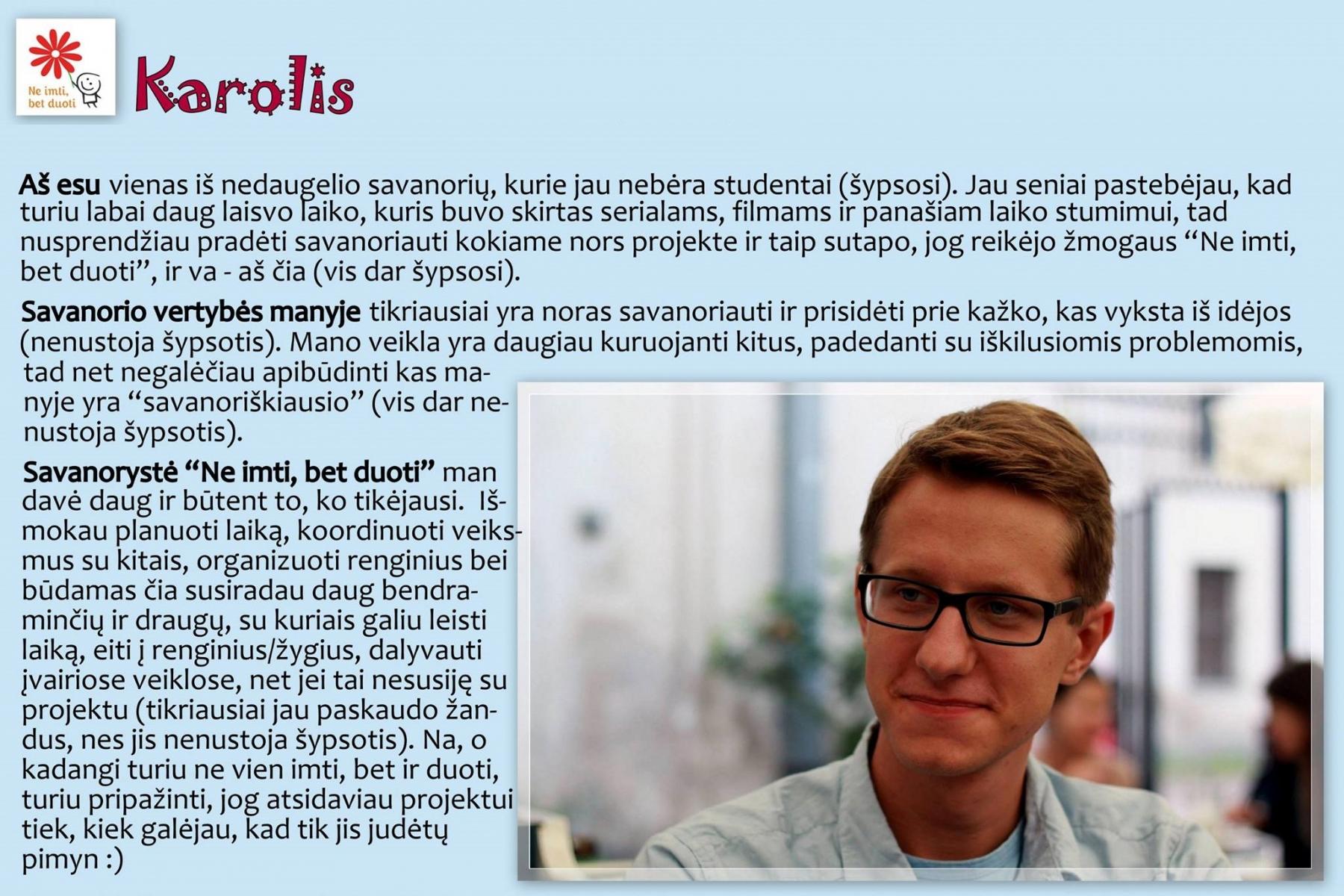 Karolis Redeckas