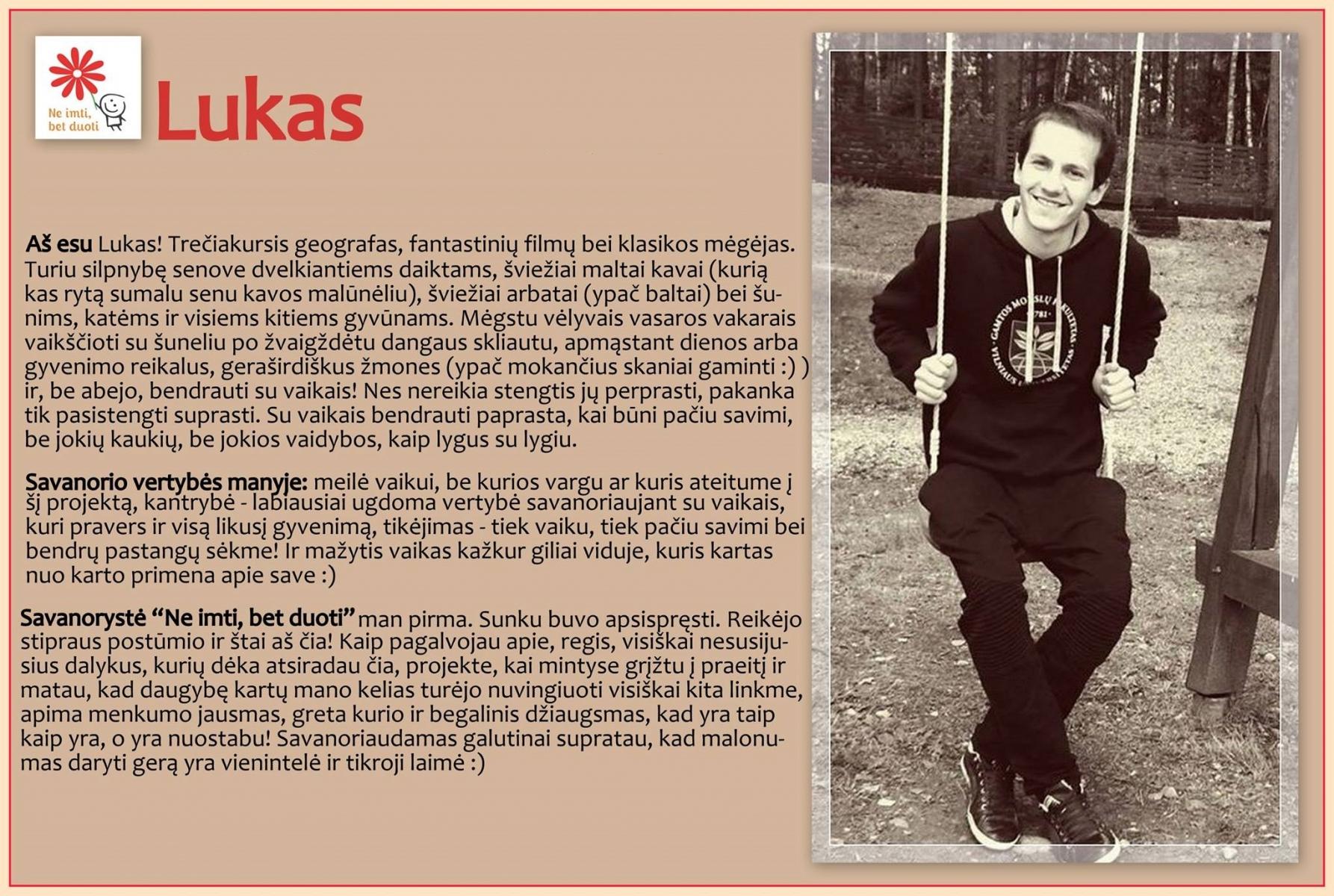 Lukas Dvilevicius